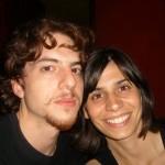 Milonga Queer en Peru al 500. Foto mia con una amiga